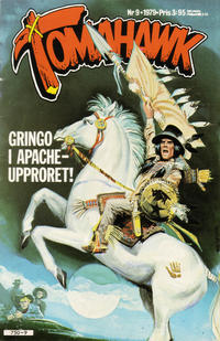 Cover Thumbnail for Tomahawk (Semic, 1976 series) #9/1979