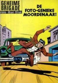 Cover Thumbnail for Geheime Brigade (Classics/Williams, 1965 series) #1315