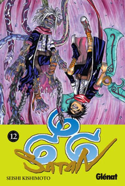 Cover for 666  Satan (Ediciones Glénat, 2009 series) #12