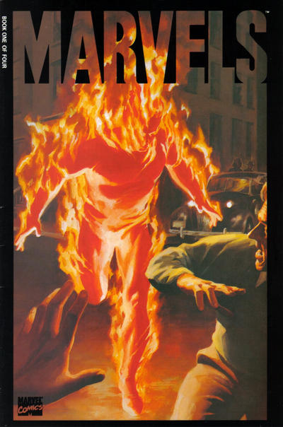 Cover for Marvels (Marvel, 1994 series) #1