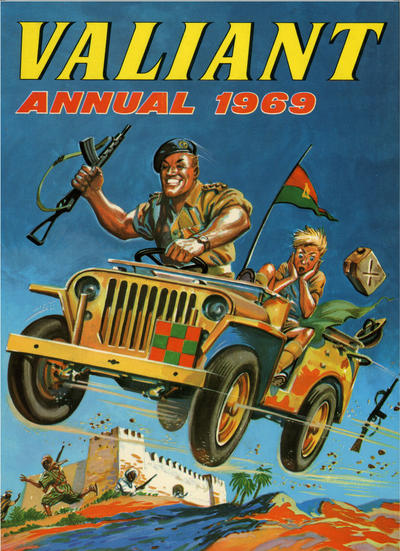 Cover for Valiant Annual (IPC, 1963 series) #1969