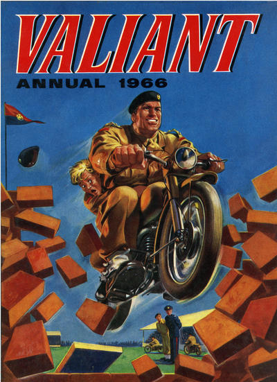 Cover for Valiant Annual (IPC, 1963 series) #1966