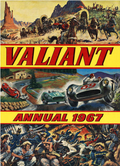 Cover for Valiant Annual (IPC, 1963 series) #1967