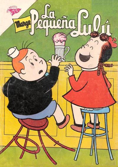 Cover for La Pequeña Lulú (Editorial Novaro, 1951 series) #160