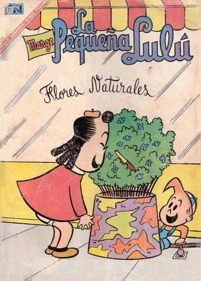 Cover for La Pequeña Lulú (Editorial Novaro, 1951 series) #238