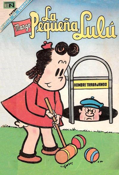 Cover for La Pequeña Lulú (Editorial Novaro, 1951 series) #251