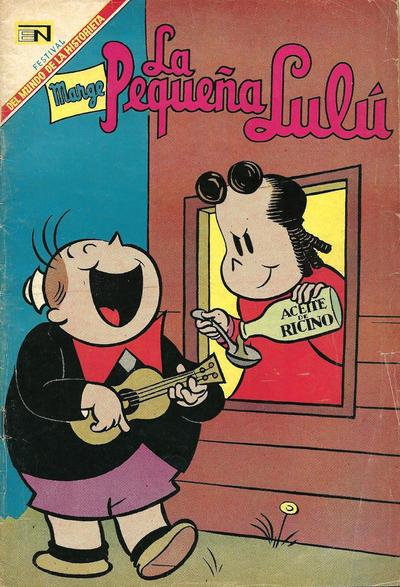 Cover for La Pequeña Lulú (Editorial Novaro, 1951 series) #260