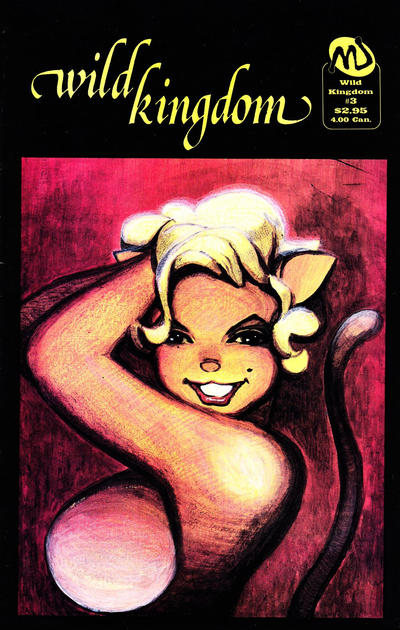 Cover for Wild Kingdom (MU Press, 1993 series) #3