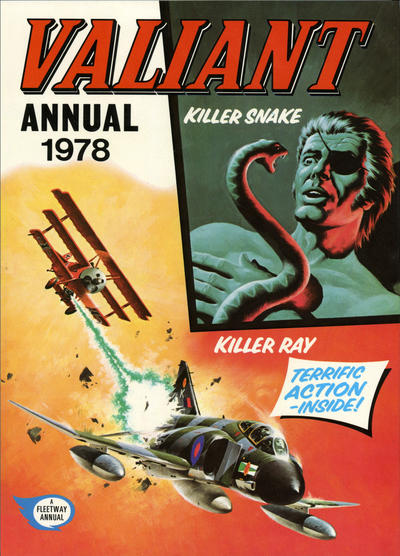 Cover for Valiant Annual (IPC, 1963 series) #1978