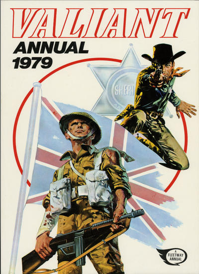 Cover for Valiant Annual (IPC, 1963 series) #1979