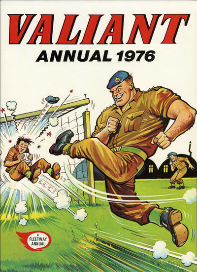 Cover for Valiant Annual (IPC, 1963 series) #1976