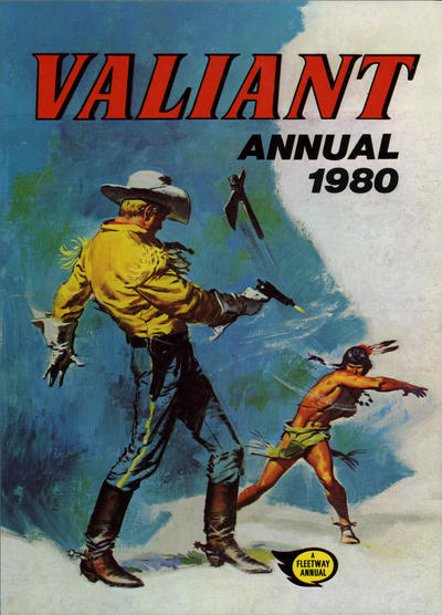 Cover for Valiant Annual (IPC, 1963 series) #1980