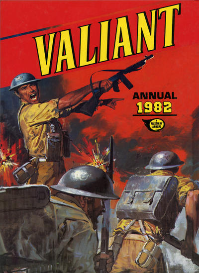 Cover for Valiant Annual (IPC, 1963 series) #1982
