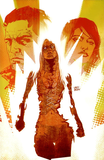 Cover for Incorruptible (Boom! Studios, 2009 series) #17 [Cover B]