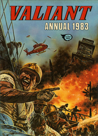 Cover for Valiant Annual (IPC, 1963 series) #1983