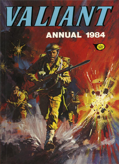 Cover for Valiant Annual (IPC, 1963 series) #1984