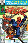 Cover for The Amazing Spider-Man (Marvel, 1963 series) #209 [Direct]