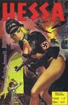 Cover for Hessa (De Vrijbuiter; De Schorpioen, 1971 series) #2