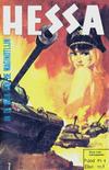 Cover for Hessa (De Vrijbuiter; De Schorpioen, 1971 series) #7