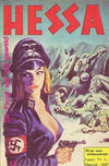 Cover for Hessa (De Vrijbuiter; De Schorpioen, 1971 series) #12