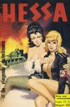 Cover for Hessa (De Vrijbuiter; De Schorpioen, 1971 series) #10