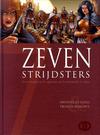Cover for Zeven (Silvester, 2007 series) #5 - Zeven strijdsters