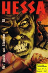Cover for Hessa (De Vrijbuiter; De Schorpioen, 1971 series) #18