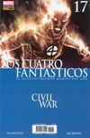 Cover for Los 4 Fantásticos (Panini España, 2006 series) #17