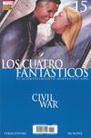 Cover for Los 4 Fantásticos (Panini España, 2006 series) #15