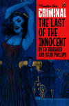 Cover for Criminal the Last of the Innocent (Marvel, 2011 series) #1