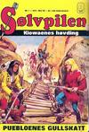 Cover for Sølvpilen (Allers Forlag, 1970 series) #1/1971