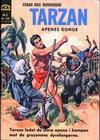 Cover for Tarzan [Jungelserien] (Illustrerte Klassikere / Williams Forlag, 1965 series) #2