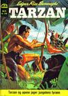 Cover for Tarzan [Jungelserien] (Illustrerte Klassikere / Williams Forlag, 1965 series) #25