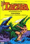 Cover for Tarzan (Atlantic Forlag, 1977 series) #10/1979