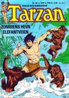 Cover for Tarzan (Atlantic Forlag, 1977 series) #22/1979