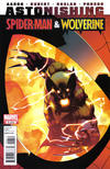 Cover for Astonishing Spider-Man & Wolverine (Marvel, 2010 series) #6