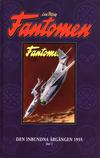 Cover for Lee Falk's Fantomen: Den inbundna årgången (Egmont, 2002 series) #2/1955