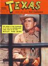 Cover for Texas Ekstranummer (Serieforlaget / Se-Bladene / Stabenfeldt, 1959 series) #17a/1963
