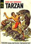 Cover for Tarzan [Jungelserien] (Illustrerte Klassikere / Williams Forlag, 1965 series) #32