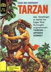 Cover for Tarzan [Jungelserien] (Illustrerte Klassikere / Williams Forlag, 1965 series) #34