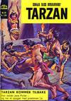 Cover for Tarzan [Jungelserien] (Illustrerte Klassikere / Williams Forlag, 1965 series) #35