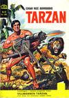 Cover for Tarzan [Jungelserien] (Illustrerte Klassikere / Williams Forlag, 1965 series) #42