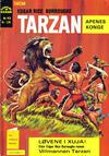 Cover for Tarzan [Jungelserien] (Illustrerte Klassikere / Williams Forlag, 1965 series) #43