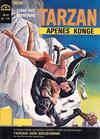 Cover for Tarzan [Jungelserien] (Illustrerte Klassikere / Williams Forlag, 1965 series) #45