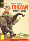 Cover for Tarzan [Jungelserien] (Illustrerte Klassikere / Williams Forlag, 1965 series) #49