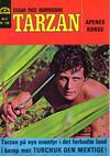 Cover for Tarzan [Jungelserien] (Illustrerte Klassikere / Williams Forlag, 1965 series) #51
