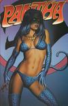 Cover for Vampirella (Harris Comics, 2001 series) #10 [Pantha Cover]
