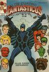 Cover for Los Cuatro Fantasticos (Novedades, 1980 series) #44