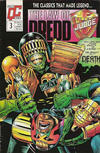 Cover for The Law of Dredd (Fleetway/Quality, 1988 series) #3