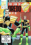 Cover for The Law of Dredd (Fleetway/Quality, 1988 series) #4